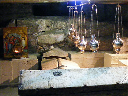 The Tomb of Lazarus
