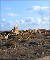 Excavations at the Paphos World Heritage Site